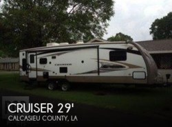 Used 2012  CrossRoads Cruiser CTX M-29 RLX by CrossRoads from POP RVs in Sarasota, FL