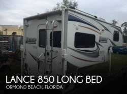 Used 2014  Lance  Lance 850 Long Bed by Lance from POP RVs in Sarasota, FL