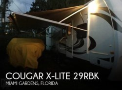 Used 2012 Keystone Cougar X-Lite 29RBK available in Sarasota, Florida