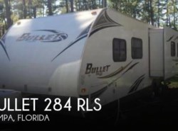 Used 2012  Keystone Bullet 284 RLS by Keystone from POP RVs in Sarasota, FL
