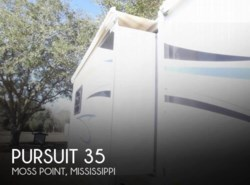 Used 2007  Coachmen Pursuit 35 by Coachmen from POP RVs in Sarasota, FL