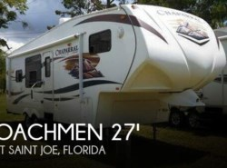 Used 2010  Coachmen  Coachmen Chaparral Lite 270RKS by Coachmen from POP RVs in Sarasota, FL