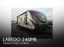 Used 2014  Keystone Laredo 240MK by Keystone from POP RVs in Sarasota, FL