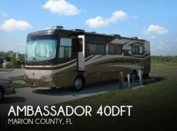 Used 2008  Holiday Rambler Ambassador 40DFT