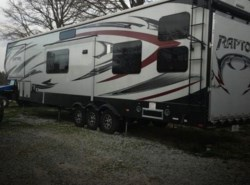Used 2015  Keystone Raptor 412TS by Keystone from POP RVs in Sarasota, FL