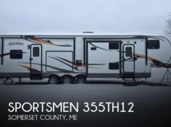 Used 2015  K-Z Sportsmen Sportster 355TH12 by K-Z from POP RVs in Sarasota, FL