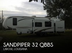Used 2013  Forest River Sandpiper 32 QBBS