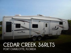 Used 2005  Forest River Cedar Creek 36RLTS by Forest River from POP RVs in Sarasota, FL