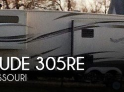 Used 2014  Grand Design Solitude 305RE by Grand Design from POP RVs in Sarasota, FL