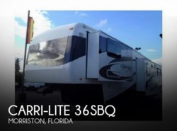Used 2008  Carriage Carri-Lite 36SBQ by Carriage from POP RVs in Sarasota, FL