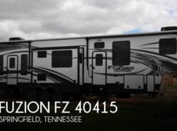Used 2015  Keystone Fuzion FZ 40415 by Keystone from POP RVs in Sarasota, FL