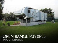 Used 2011 Open Range Open Range R398RLS available in Sarasota, Florida