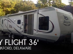 Used 2015  Jayco Jay Flight 36 BHDS Elite by Jayco from POP RVs in Sarasota, FL