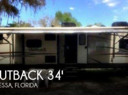Used 2016  Keystone Outback 325 BH Ultra-Lite by Keystone from POP RVs in Sarasota, FL