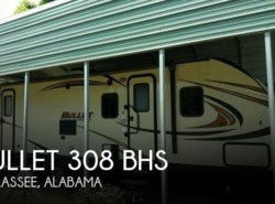 Used 2015  Keystone Bullet 308 BHS by Keystone from POP RVs in Sarasota, FL