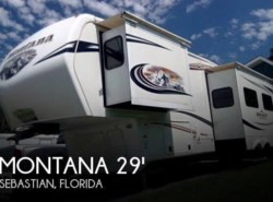 Used 2012  Keystone Montana M-295RKD Mountaineer Edition by Keystone from POP RVs in Sarasota, FL