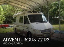 Used 2007  Roadtrek  Adventurous 22 RS by Roadtrek from POP RVs in Sarasota, FL