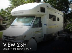 Used 2006  Winnebago View 23H by Winnebago from POP RVs in Sarasota, FL