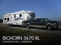 Used 2011  Heartland RV Bighorn 3670 RL by Heartland RV from POP RVs in Sarasota, FL