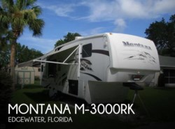 Used 2008 Keystone Montana M-3000RK available in Sarasota, Florida