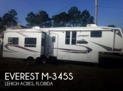 Used 2007  Keystone Everest M-345S by Keystone from POP RVs in Sarasota, FL