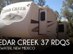 Used 2009  Forest River Cedar Creek 37 RDQS by Forest River from POP RVs in Sarasota, FL