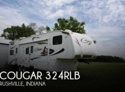 Used 2010  Keystone Cougar 324RLB by Keystone from POP RVs in Sarasota, FL