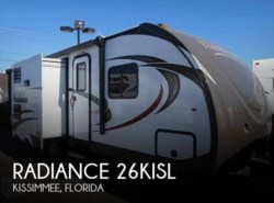 Used 2014 Cruiser RV Radiance 26KISL available in Sarasota, Florida