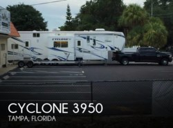 Used 2010  Heartland RV Cyclone 3950 by Heartland RV from POP RVs in Sarasota, FL