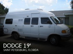 Used 2002  Dodge  Dodge Xplorer Xtra 19 by Dodge from POP RVs in Sarasota, FL