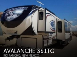 Used 2015  Keystone Avalanche 361TG by Keystone from POP RVs in Sarasota, FL