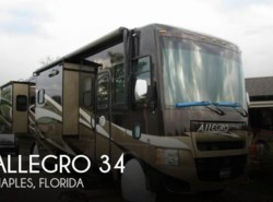 Used 2013  Tiffin Allegro 34 by Tiffin from POP RVs in Sarasota, FL