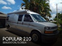 Used 2010  Roadtrek  Popular 210 by Roadtrek from POP RVs in Sarasota, FL