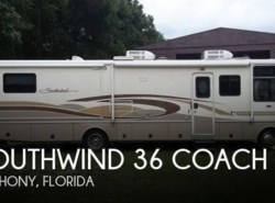 Used 2001  Fleetwood Southwind 36 Coach by Fleetwood from POP RVs in Sarasota, FL