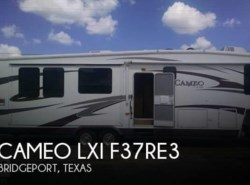 Used 2009  Carriage Cameo LXI F37RE3 by Carriage from POP RVs in Sarasota, FL