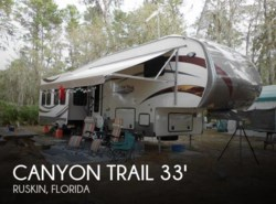 Used 2013  Gulf Stream Canyon Trail 33 FSBI by Gulf Stream from POP RVs in Sarasota, FL