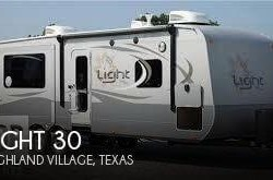 Used 2013  Open Range Light 30 by Open Range from POP RVs in Sarasota, FL