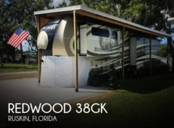 Used 2014  Redwood Residential Vehicles Redwood 38GK by Redwood Residential Vehicles from POP RVs in Sarasota, FL
