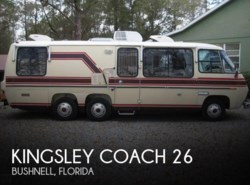 Used 1977  Kingsley Coach  26 by Kingsley Coach from POP RVs in Sarasota, FL