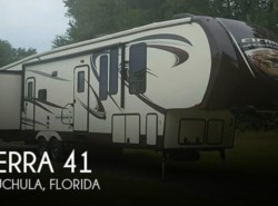 Used 2015  Forest River Sierra 41 by Forest River from POP RVs in Sarasota, FL