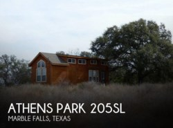 Used 2008  Athens Park Homes  Athens Park 205SL by Athens Park Homes from POP RVs in Sarasota, FL
