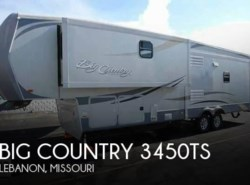 Used 2012  Heartland RV Big Country 3450TS