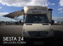 Used 2014  Thor Motor Coach Siesta 24 by Thor Motor Coach from POP RVs in Sarasota, FL