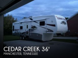 Used 2007  Forest River Cedar Creek 36 RL-TS by Forest River from POP RVs in Sarasota, FL