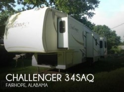 Used 2008  Keystone Challenger 34SAQ by Keystone from POP RVs in Sarasota, FL