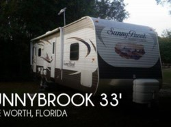 Used 2012  Winnebago  Sunnybrook Sunset Creek 292 RLS by Winnebago from POP RVs in Sarasota, FL