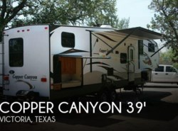 Used 2012  Keystone Copper Canyon 324WBHS by Keystone from POP RVs in Sarasota, FL