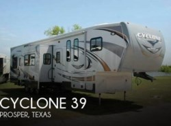 Used 2011  Heartland RV Cyclone 39 by Heartland RV from POP RVs in Sarasota, FL