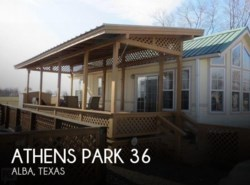 Used 2009  Athens Park Homes  Athens Park 36 by Athens Park Homes from POP RVs in Sarasota, FL