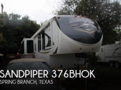 Used 2014  Forest River Sandpiper 376BHOK by Forest River from POP RVs in Sarasota, FL